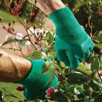 Briers B0095R All Rounder Gloves - Green (S)