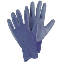 Briers B0081 Seed & Weed Gloves - Blue (S)