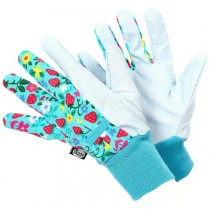 Briers B2655 Water Repellent Gloves - Strawberry (M)