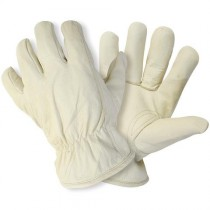 Briers B0021 Lined Hide Gloves (M)