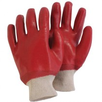 Briers B0564 PVC Coated Gloves (L)