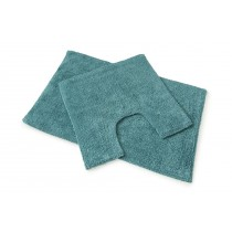 Blue Canyon 105/SG Premier Bath Mat Set 2 Piece - Sea Green