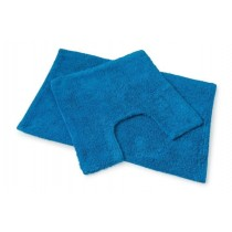 Blue Canyon 105/CO Premier Bath Mat Set 2 Piece - Cobolt
