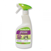 Ecofective Cat & Dog Repellent - 500ml