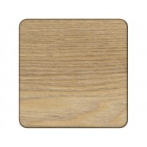 Creative Tops Oak Veneer Coasters - Pack of 4