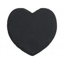 Creative Tops Heart Shaped Slate Coasters - Pack of 4