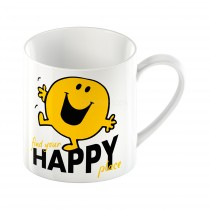 Creative Tops Mr Men Mr Happy Can Mug