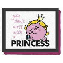 Creative Tops Mr Men Little Miss Princess Laptray
