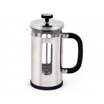 Creative Tops Pisa 3 Cup Cafetiere - Chrome