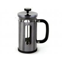 Creative Tops La cafetiere Pisa 3 Cup Cafetiere - Gun Metal Grey