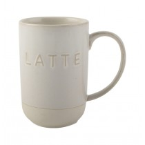 Creative Tops La Cafetiere Origins Embossed Latte Mug
