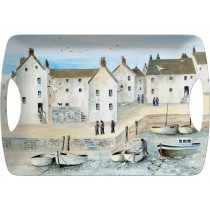 Creative Tops Cornish Harbour Handled Tray - Large