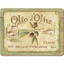 Creative Tops Olio D Oliva Premium Placemats - Pack of 6
