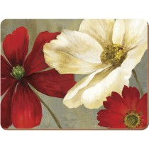 Creative Tops Flower Study Premium Placemats - Pack of 6