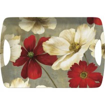 Creative Tops Flower Study Handled Tray - Large