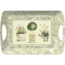 Creative Tops Topiary Handled Tray - Large
