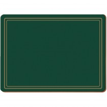 Creative Tops Classic Premium Placemats - Green - Pack of 6