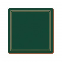 Creative Tops Classic Premium Coasters - Green - Pack of 6