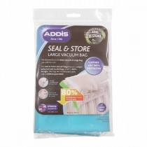 Addis Seal & Store Large Vacuum Bag - Clear