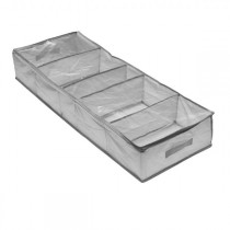 Addis Underbed Organiser - Grey