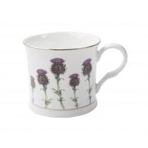 Creative Tops Thistle Palace Mug - White