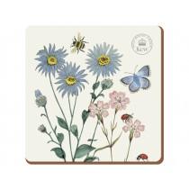 Creative Tops Kew Gardens Meadow Bugs Premium Coasters - Pack of 6