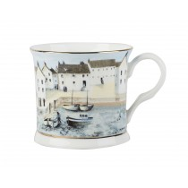 Creative Tops Cornish Harbour Palace Mug - Blue