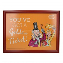 Creative Tops Roald Dahl Charlie And the Chocolate Factory Laptray