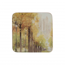 Creative Tops Central Park Premium Coasters - Pack of 6