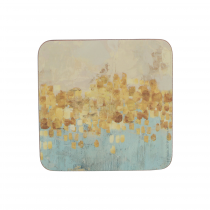 Creative Tops Golden Reflections Premium Coasters - Pack of 6