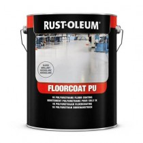Rust-Oleum 7281 Floorcoat PU (Gloss) Floor Primer - Light Grey - 5L