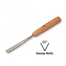 Stubai Straight V-Parting Tool No41 Sweep - 6mm