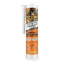 GORILLA Mould Resistant Sealant - White - 295ml