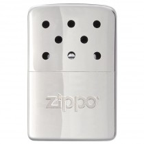 Zippo 6-Hour Hand Warmer - High Polish Chrome
