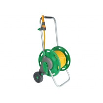 Hozelock 2434 60m Assembled Hose Cart With 30m Hose and Fittings