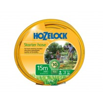 Hozelock 7215 Starter Hose With Fittings  - 15 Metre