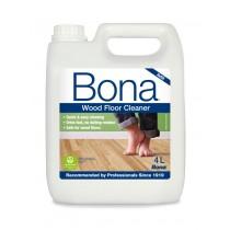BONA Wood Floor Cleaner Refill - 4L