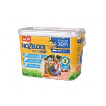 Hozelock 8030 Superhoze 30m Expanding Garden Hose