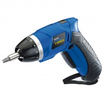 Draper (83568) Storm Force Cordless Li-ion Screwdriver Kit - 3.6V