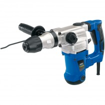 Draper (83589) Storm Force SDS+ Rotary Hammer Drill Kit with Rotation Stop - 1250W