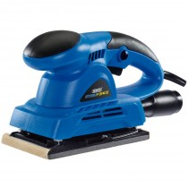 Draper (83642) Storm Force 1/3 Sheet Orbital Sander - 135W