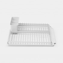 Brabantia (117428) Dish Drying Rack - Light Grey