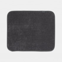 Brabantia (117626) Microfibre Dish Drying Mat - Dark Grey