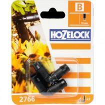Hozelock 2766 90 Degree 13mm Elbow