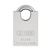 Abus 90RK/50 Titalium Padlock - 50mm