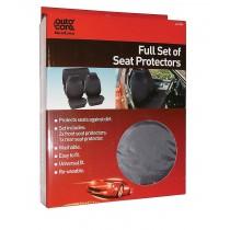 Autocare AC1749 Seat Protector Set - Grey