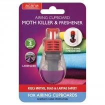 Acana Airing Cupboard Moth Killer & Freshener - Lavender