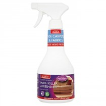 Acana Carpet & Fabrc Moth Killer & Freshener - 500ml - Lavender
