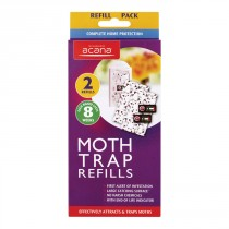 Acan Moth Trap Refill - 2 Pack