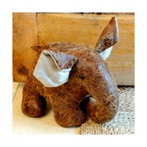 Adobe Elephant Doorstop - Small